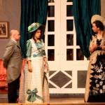L'importanza di chiamarsi Ernesto - Lady Bracknell, Gwendolen e Jack