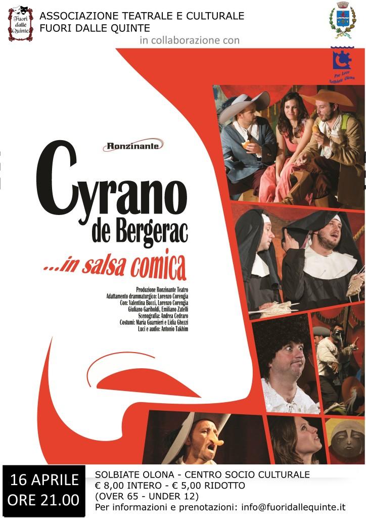 Cyrano in Salsa Comica